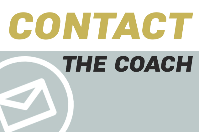 Contact the Coach