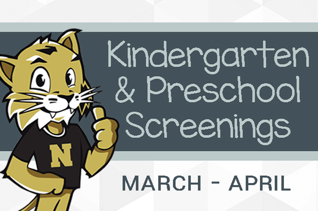 Preschool & Kindergarten Screenings