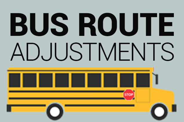 Bus Route Adjustments