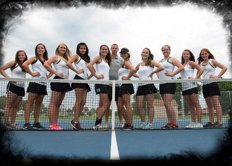2015 Neosho Girls Tennis