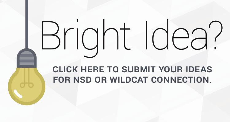 Submit your Bright Idea